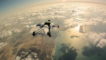 Wingsuit Flying, un deporte extremo e impresionante