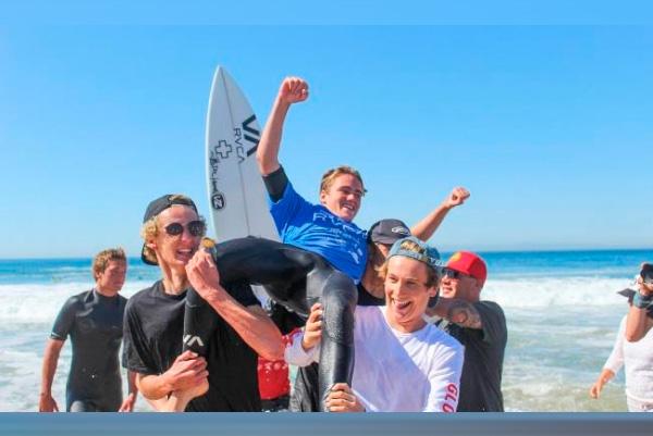 El RVCA Pro Junior comienza este 22 al 24 de septiembre donde los surfistas buscarán superar al campeón, Tyler Gunter