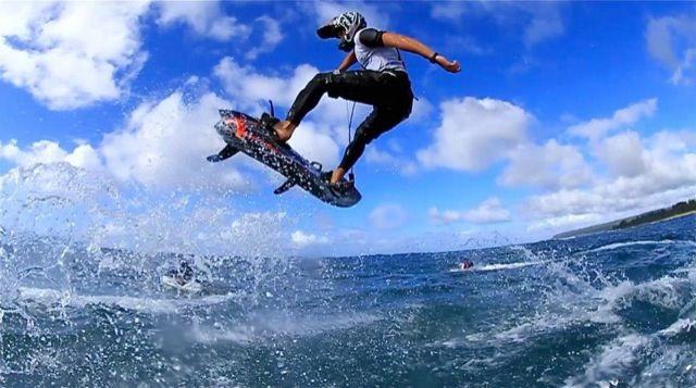 El JetSurf revoluciona los deportes acuáticos
