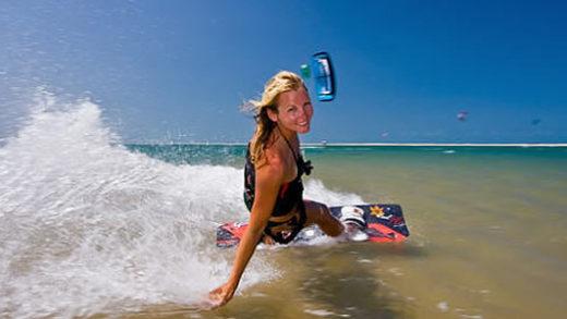 Brasil, destino número uno de kitesurf