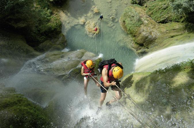 El cañonismo, una aventura muy completa y emocionante