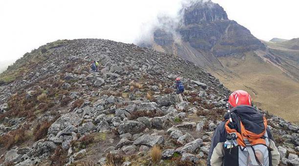 Cotopaxi, una aventura extrema en las montañas ecuatorianas