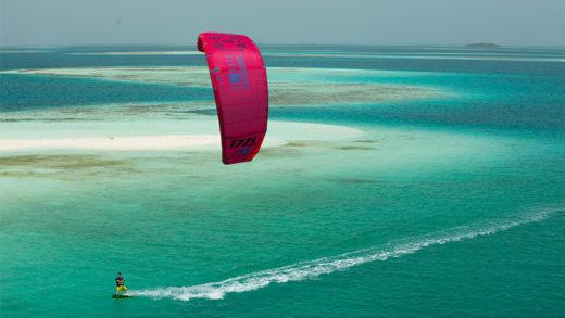 Los Roques, un paraíso ideal para el kitesurf en Venezuela
