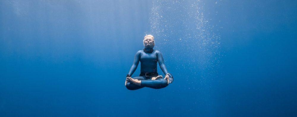 El buceo libre, una práctica para valientes extremos