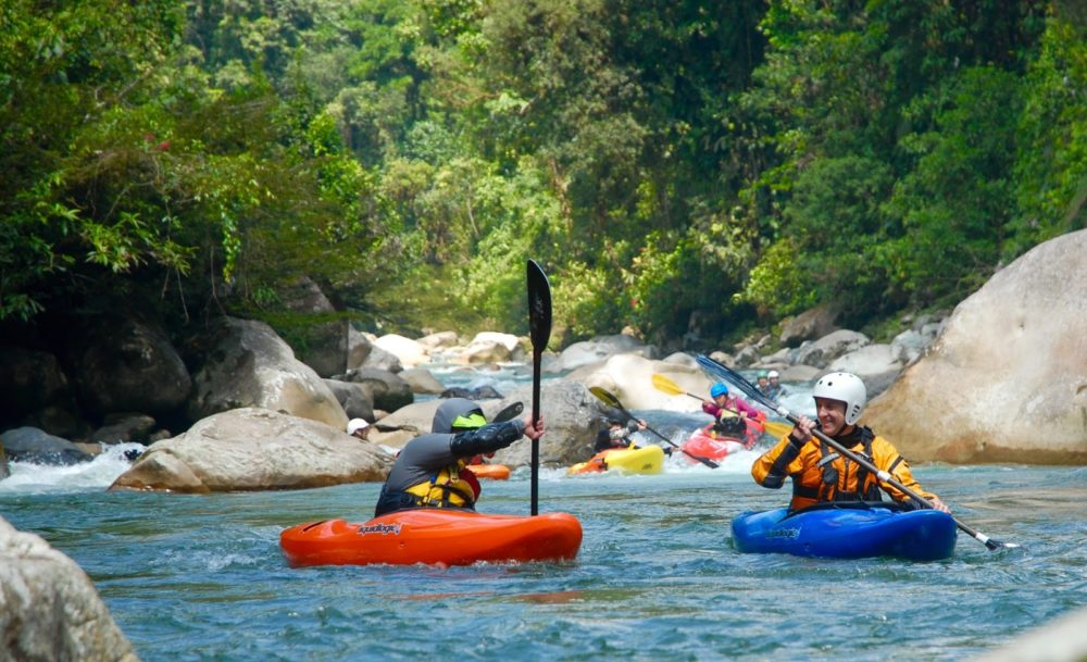 Puerto Quito, la mejor aventura en Kayac