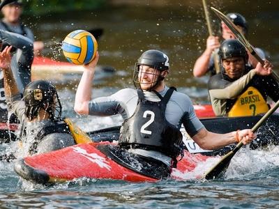 Todo listo para la 2da fecha de la Copa Argentina de Kayak Polo