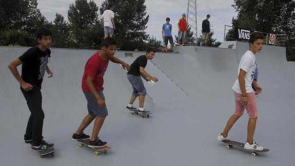 Santander recibirá este sábado a los mejores skaters de España