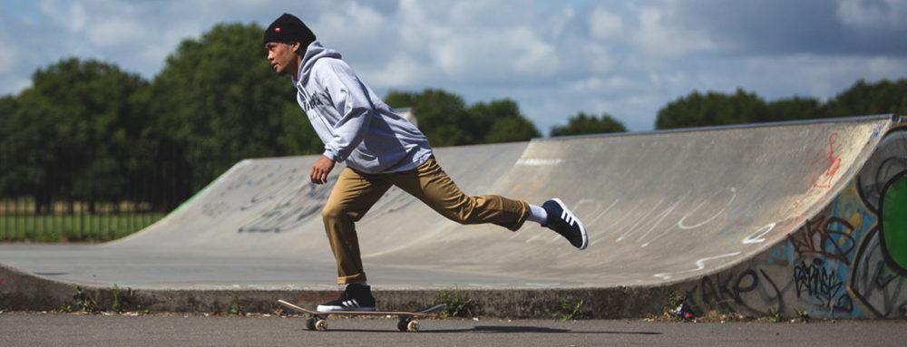 La práctica de skate mejora el cuerpo y la mente
