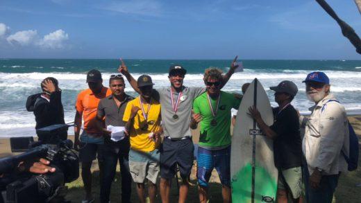 Fernández, Feliz, Gough, Gibin, Vasquez, Torres, Bobea,  Reid, Rivas y Astacio triunfan en El Broke Surf Cup 2018