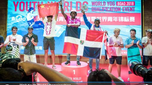 Adeuri Corniel y Lorenzo Calcaño dominaron en los Youth Olimpics Games 2018 en China
