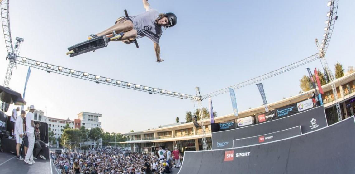 Montpellier inaugura la 2da parada de la FISE World Series 2018