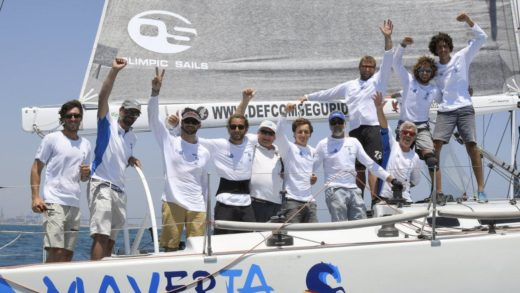 Maverta, vencedor absoluto del Trofeo SM La Reina