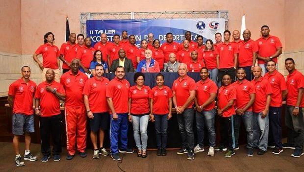 Federación dominicana de Surf dicta curso de alto rendimiento