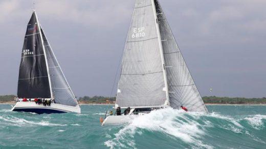 Porrón IX, Genio 4, Por fin 3 y Temptress Dos, vencedores del Trofeo Luis Senís