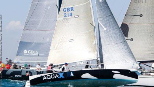 Genio 4, Por Fin 3 y Aquax vencedores del Trofeo UPV de vela
