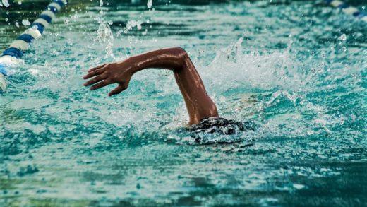 Carolina Hoyer subcampeona de Aguas Abiertas se prepara para batir su récord