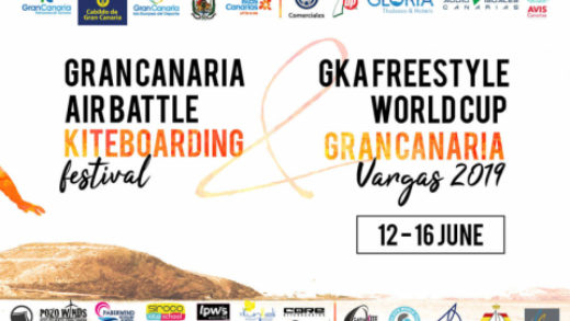 Inicia el GKA Freestyle World Cup Gran Canaria 2019