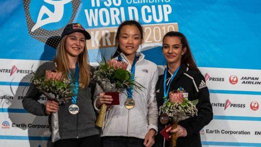 Más medallas de oro para Seo y Ondra en el International Sport Climbing Kranj