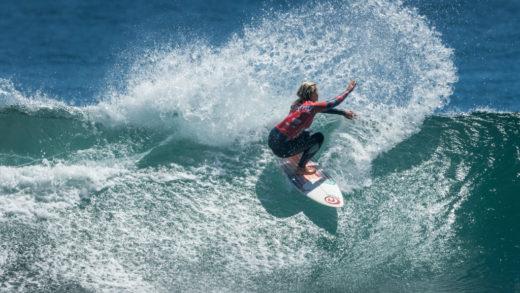 """Contra """"viento y marea"""" se realizará el Maui and Sons Pichilemu Women´s Pro en Chile"""