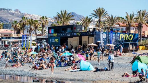 El Cabreiroá Pro Las Americas regresa del 3 al 9 de febrero de 2020 en Tenerife, Islas Canarias.