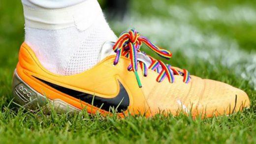Hoy se celebra el Día Internacional contra la Homofobia en el Deporte en honor del futbolista Justin Fashanu