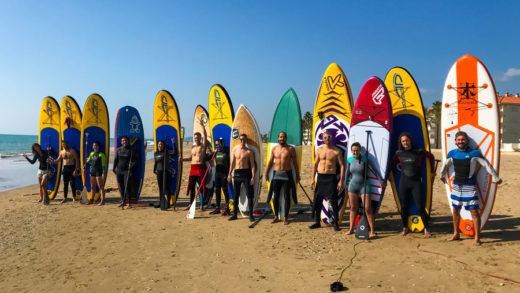 La Federación Venezolana de Surf se suma a un nuevo reto Virtual SUP Coaching