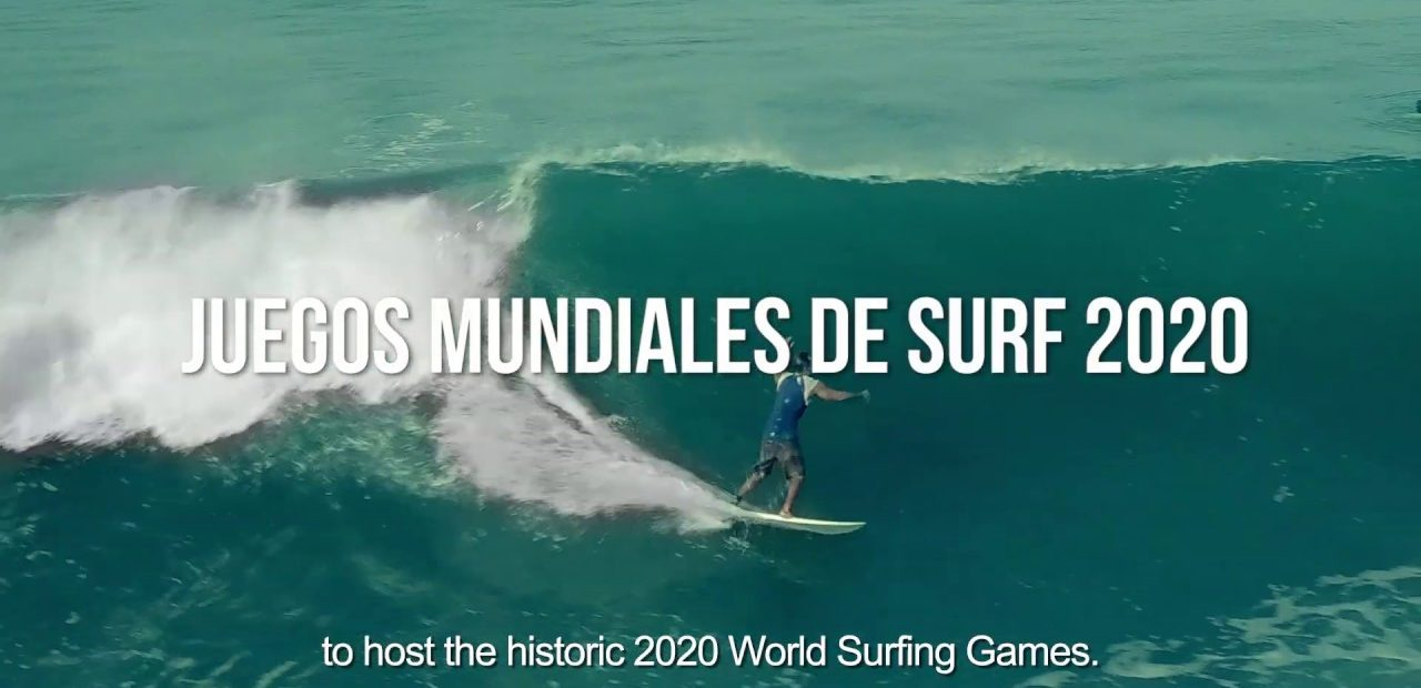 ISA POSTPONES SURF CITY EL SALVADOR ISA WORLD SURFING GAMES