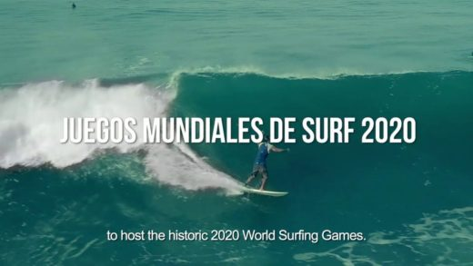 La ISA Pospone el Surf City El Salvador ISA World Surfing Games