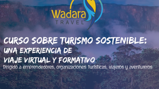 Wadara Travel, universidades e instituciones  invitan al curso de turismo sostenible on line