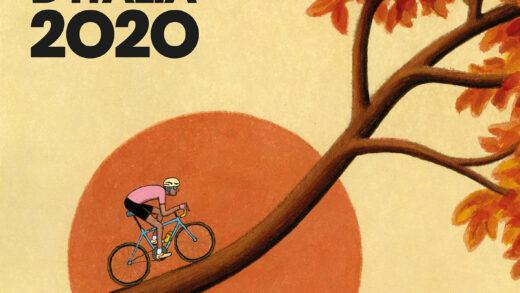 ¡Conoce el poster oficial y la canción tema del #Giro 103 de Italia!
