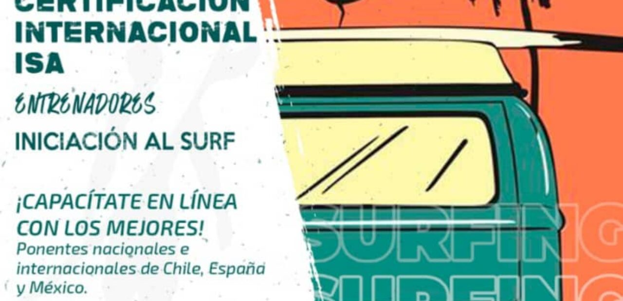 La @fvsurfvzla inicia el proceso de inscripción de la Fase Previa a la Certificación Internacional ISA para entrenadores de Iniciación al Surf