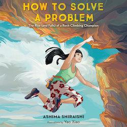 Promocionar libro de escaladora Ashima Shiraishi