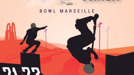 Pro Bowl Contest au Bowl de Marseille