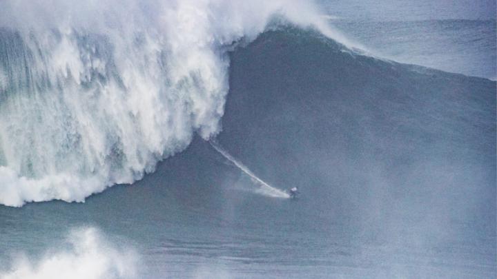 MAYA BIG WAVE