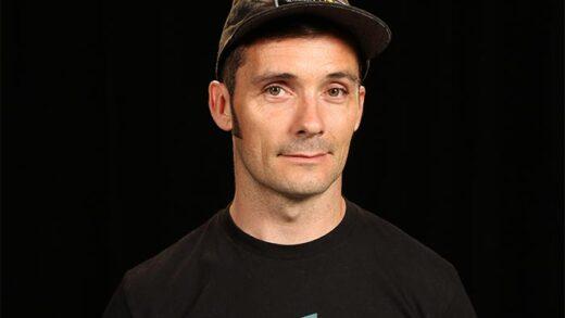 El rider pro de BMX Simon Tabron sufre un ataque cardiaco