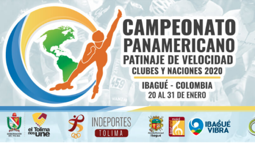 Panamericano de Velocidad se llevará a cabo del 20 al 31 de enero en Colombia