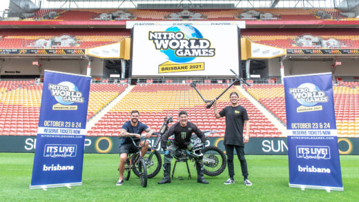 BMX Best Trick llega a Nitro World Games Brisbane 2021