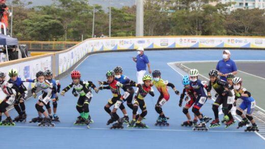 ¡Segundo Campeonato Panamericano de Patinaje de Velocidad en Ibagué Colombia en desarrollo!