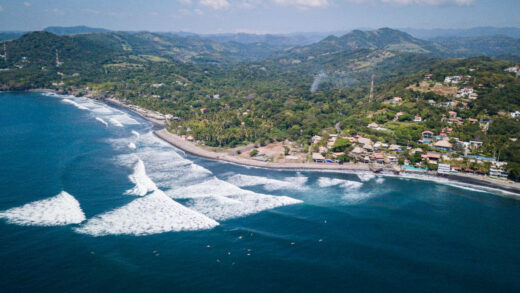 Surf City El Salvador ISA World Surfing Games 2021 Listo para Clasificar a los 12 Últimos Cupos para Tokyo 2020