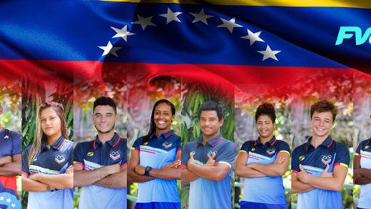 Delegación venezolana de surf se despide de los ISA World Surfing Games y de Tokyo 2020